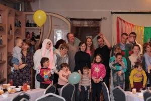 Пасхальный праздник для детей центра социальной реабилитации