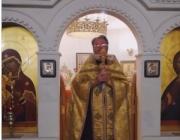 Воскресная проповедь настоятеля храма Святителя Николая  от 05 января 2020 года