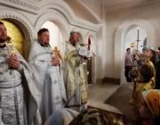 Традиционный Крестный ход на праздник Крещения Господня