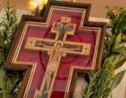 Изнесение Честных Древ Животворящего Креста Господня. Начало Успенского поста